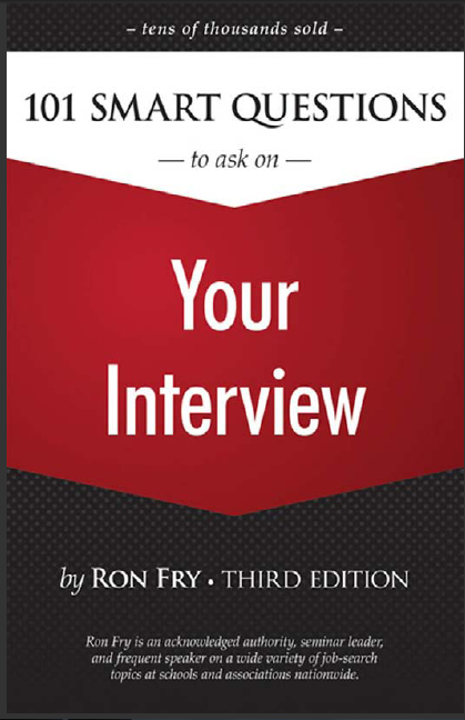 101 Smart Questions to Ask on Your Interview, Third Edition-Course Technology (2009)-min